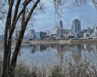 Cincinnati Photography Wall Art Photo Gift for Her Gift for Him Travel Wall Decor Home Decor Room Decor Office Decor Photography Prints