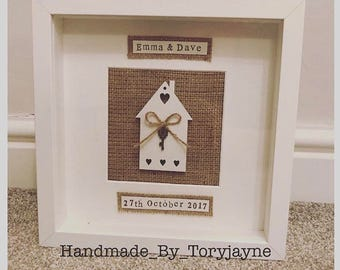 Personalised Home Frames