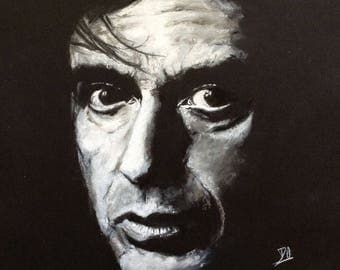 Al Pacino - pastel portrait
