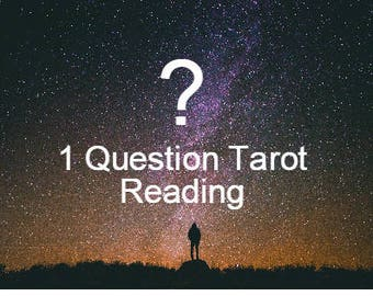 48 HR * Tarot Email Reading * 1 Question * Roots Tarot *