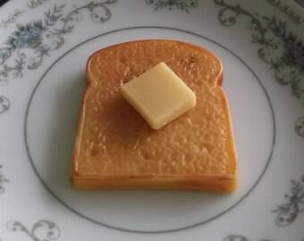 Breakfast Toast Wax Melt ~ Four Slices