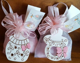Favours,Baby favours,Bomboniere.Givearways,Babyshower favours,Christening favours.