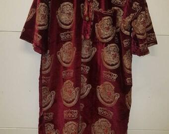 Igbo Traditional Isiagu Clothes