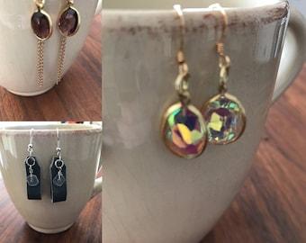 Handmade beautiful earrings!