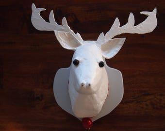 Deer head, deco air time
