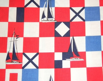 Mariner Flags Yacht Club by Michael Miller