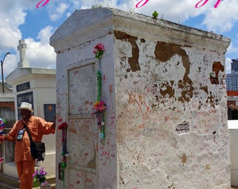 Marie Laveau Tomb New Orleans Angelic Photography