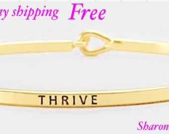 THRIVE ( the inspired bangle )