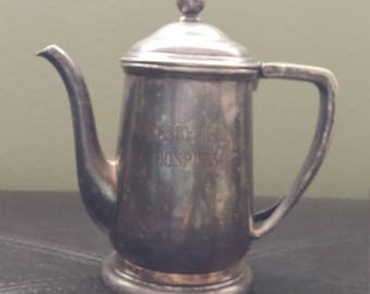 International Silver Company Teapot 10 oz