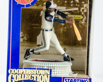 Starting Lineup 1997 Stadium Stars Cooperstown Collection Hank Aaron Figure
