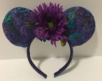 Avatar Ears - Pandora Themed Mickey Ears - Avatar Minnie Ears - Disney Inspired Avatar Ears - Mickey Ears - Minnie Ears