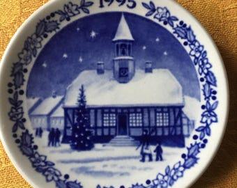 Royal Copenhagen Denmark Mini Plate