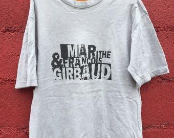 Vintage Marithe Francois Girbaud Shirt
