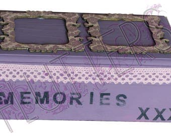 Pretty Memory Box/Keep Sake Box