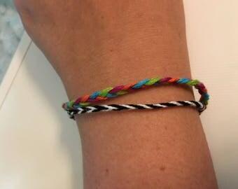 Handmade Woven Bracelets