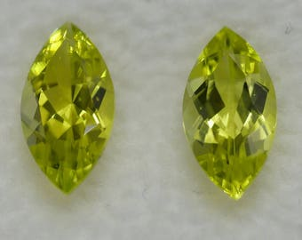 Tourmaline - Tourmaline canary yellow Canary
