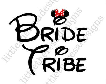 Bride Tribe Wedding Transfer