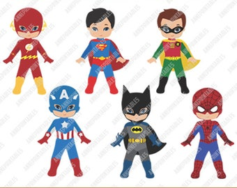 Superhero svg design/Superhero svg dxf eps png pdf files/Superhero Clipart Kids/Superhero Clipart/Superhero svg for silhouette