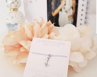 """Our """"MERMAID OF HONOUR"""" bracelet"""
