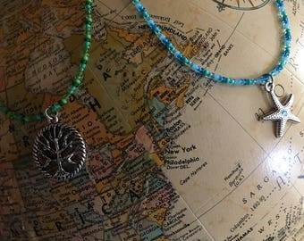 Earthly Necklaces