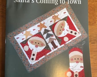 Santa's Coming to TownPatterns  by Janm Patek