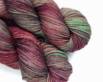 Elrond - 115g - Ready to ship hand dyed DK yarn