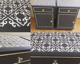 Beautiful nightstands