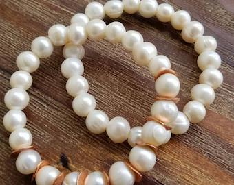 Fresh Water Pearls , Bracelet
