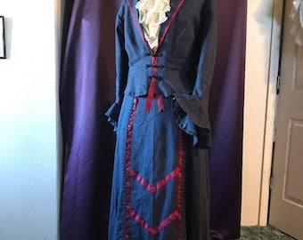 1880 Reenactment Women's Suit
