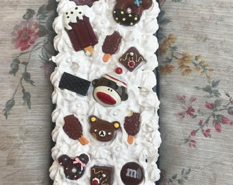 Chocolate iPhone 6/6s Kawaii Case