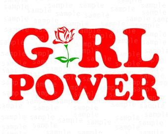 Girl Power svg, Girl Power vector, GRL PWR, Feminist svg, Girl Power files, Feminist svg, Feminism svg, Protest svg, Feminist svg