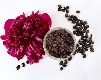 Organic Brown Sugar Coffee Body Scrub