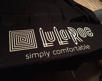 Tablecloth for Trade shows or events LuLaroe Consultant