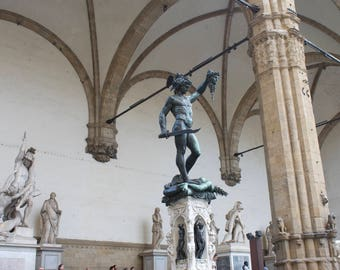 Perseus with the Head of Medusa