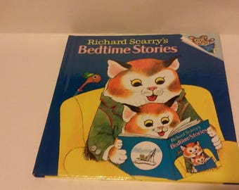 Richard Scarry's Bedtime Stories - Mint 2003 Weekly Reader