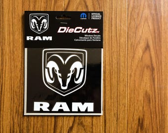 Dodge RAM Sticker Decal Dodge RAM Decal MOPAR