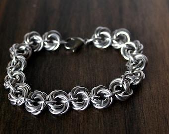 """7"""" Rosette Bracelet"""