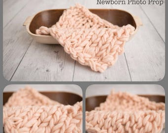 The Ainsley: Photo Prop Blanket