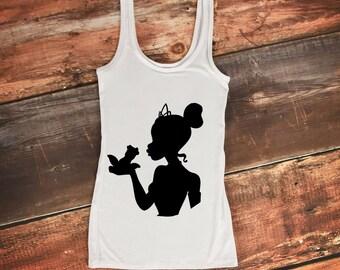 Tiana SVG | Disney SVG | Tiana Disney SVG | Tiana Silhouette Cricut | Tiana svg cut file | Princess Tiana svg |The Princess and the Frog svg