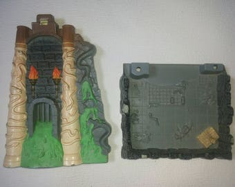 Rare - Harry Potter and the Chamber of Secrets Playset - Mattel