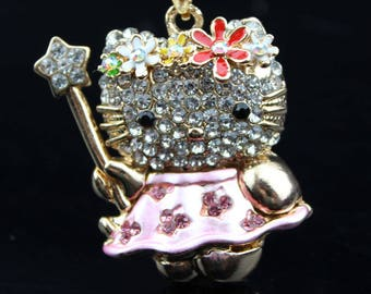 Betsey Johnson Hello Kitty with Wand