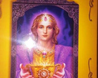 Acended Masters Oracle Reading.