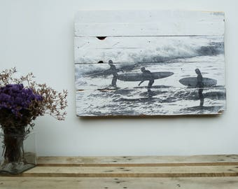 3 Surfers in Morocco