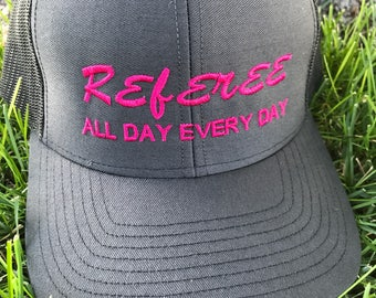 Referee All Day Every Day Adjustable snapback
