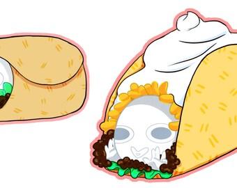 Taco and Burrito Me