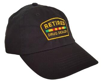 Retired Drug Dealer Hat