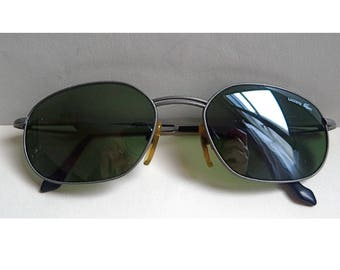 Lacoste vintage Sunglasses. Vintage Lacoste sunglasses. Collectible. Gift for him. Made in France.