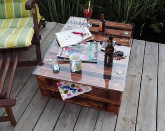 Garden table range furniture
