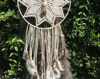 Buddha head dream catcher