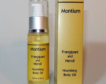 Frangipani and Neroli Nourishing Body Oil